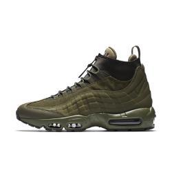 Мужские ботинки  Air Max 95 SneakerBoot Nike. Цвет: оливковый