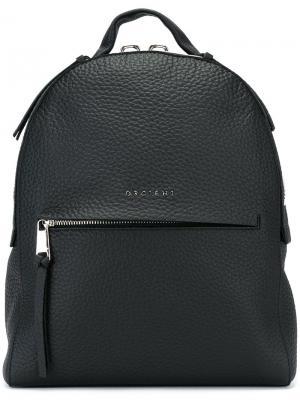 Рюкзак Soft Orciani. Цвет: чёрный