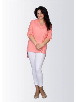Блузки Лагуна. Цвет: розовый