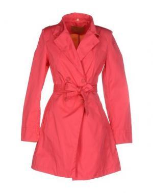 Легкое пальто [C] STUDIO. Цвет: фуксия