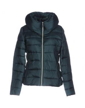 Куртка BINI Como. Цвет: темно-зеленый