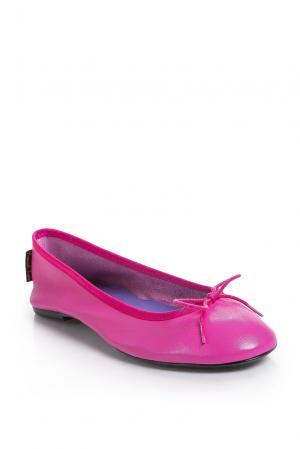 Балетки 163626 French Sole. Цвет: розовый