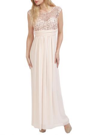 Платье Apanage. Цвет: розовый
