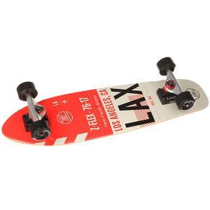 Скейт мини круизер  Z-flex Cruiser 27 Lax Penny. Цвет: мультиколор