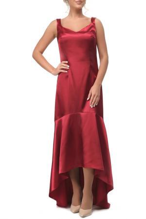 Платье JULIET ROSES. Цвет: красный