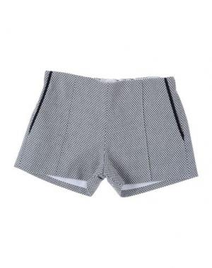 Повседневные шорты HUCKLEBONES. Цвет: темно-синий