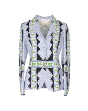 Пиджак AQUILANO-RIMONDI. Цвет: сиреневый