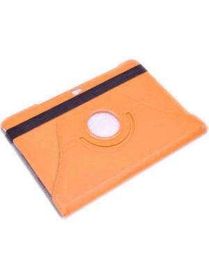 Чехол skinBOX rotation 360 для N8000/8010/8020. Цвет: оранжевый