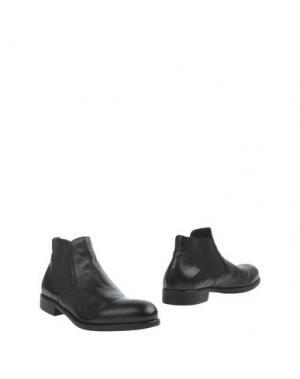 Полусапоги и высокие ботинки PAWELK'S. Цвет: черный