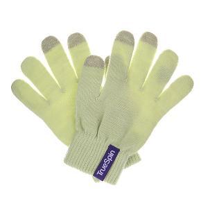 Перчатки  Touch Glove Sand TrueSpin. Цвет: зеленый