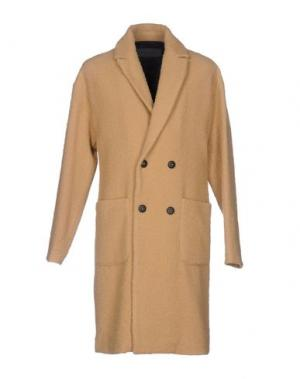 Пальто ROUTE des GARDEN. Цвет: песочный