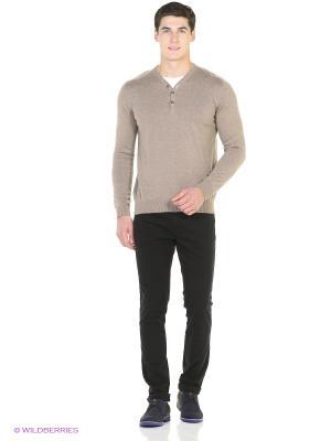 Пуловер Reserved. Цвет: хаки, светло-коричневый, горчичный
