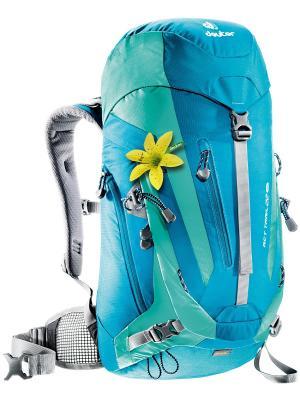 Рюкзак Deuter 2016-17 ACT Trail 22 SL petrol-mint. Цвет: бирюзовый, голубой