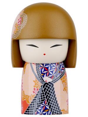 Кукла-талисман Каона (Друг) Kimmidoll. Цвет: оранжевый