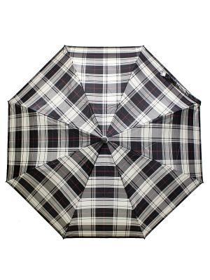 Зонт KNIRPS. Цвет: черный, красный, серебристый
