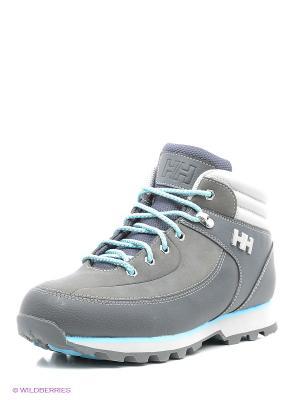 Ботинки Helly Hansen. Цвет: серый