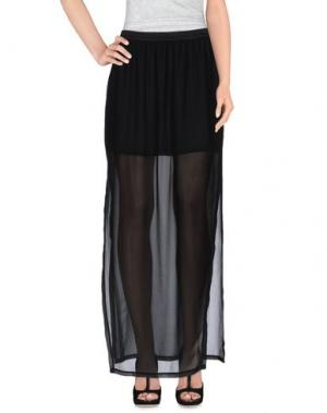 Длинная юбка ODI ET AMO. Цвет: черный