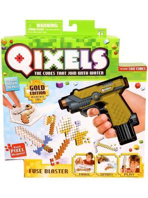 Мозаика Qixels. Цвет: зеленый