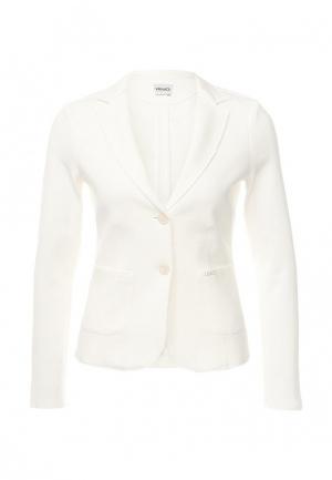 Пиджак Liu Jo Jeans. Цвет: белый