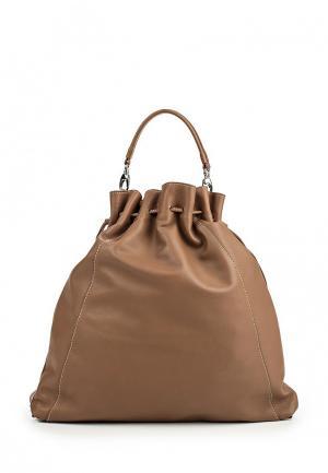 Рюкзак Moronero. Цвет: коричневый