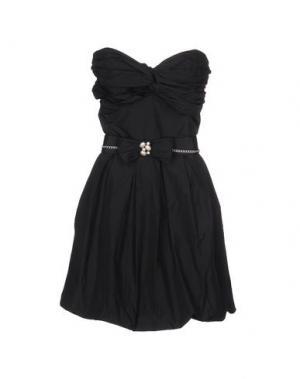 Короткое платье SOOZ by ISABEL C.. Цвет: черный