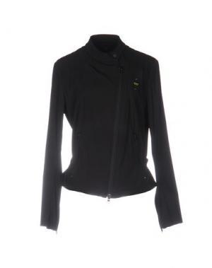 Куртка BLAUER. Цвет: черный