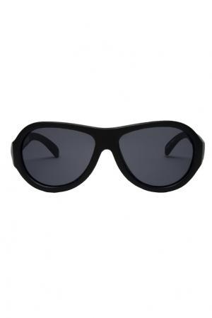 Пластиковые очки Babiators. Цвет: черный