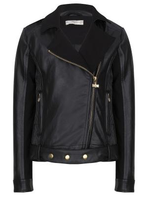 Куртка, Jacky, цвет черный (Black) SUPERTRASH. Цвет: черный