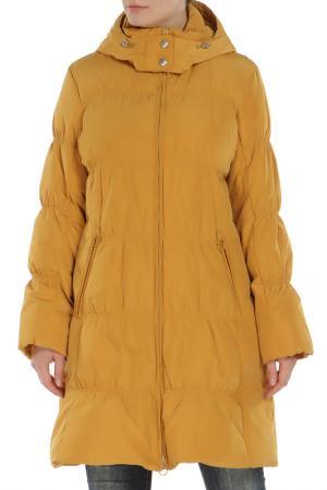 Куртка Loft. Цвет: желтый