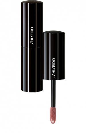 Помада-блеск Lacquer Rouge RD728 Shiseido. Цвет: бесцветный