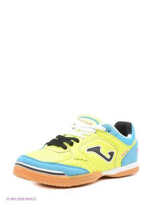 Футзальная Обувь Top Flex Joma. Цвет: желтый