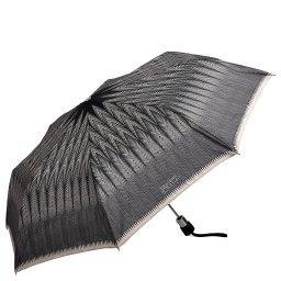 Зонт полуавтомат  1269 черный JEAN PAUL GAULTIER