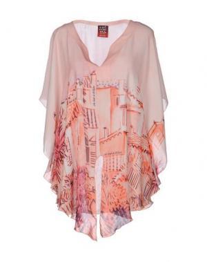 Блузка AU SOLEIL DE SAINT TROPEZ. Цвет: розовый