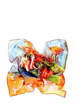 Платок Piero. Цвет: красный