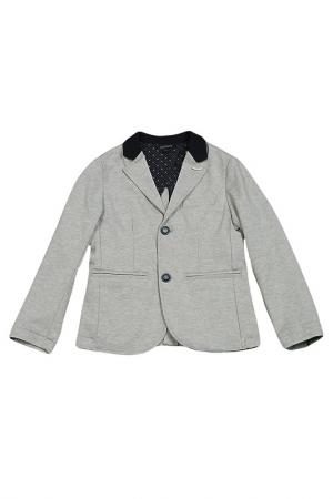 Пиджак ASTON MARTIN. Цвет: серый