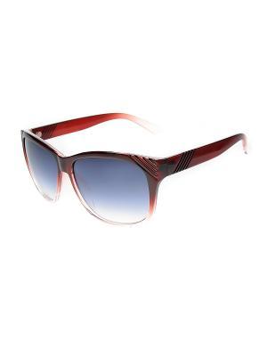 Солнцезащитные очки Happy Charms Family. Цвет: розовый, синий