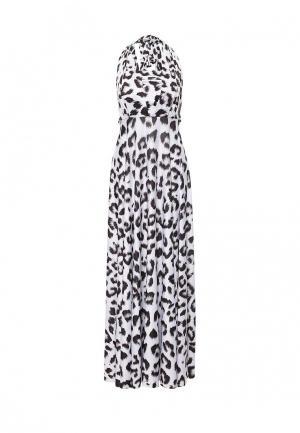 Платье Seanna. Цвет: черно-белый