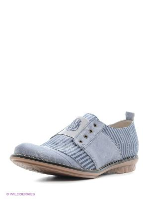 Ботинки BELWEST. Цвет: серо-голубой