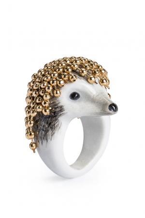 Кольцо 170106 Nach Jewellery. Цвет: разноцветный