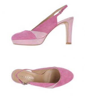 Туфли ANDREA CATINI. Цвет: розовый