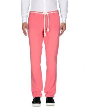 Повседневные брюки AT.P.CO. Цвет: светло-фиолетовый