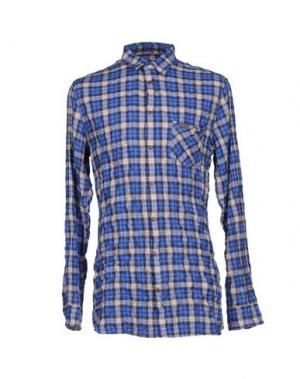 Pубашка IT'S MET. Цвет: синий
