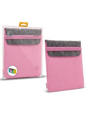 Защитный чехол-конверт  для iPad and Pad 2 CANYON. Цвет: розовый