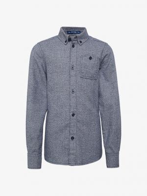 Рубашка Tom Tailor 203367800306800. Цвет: темно коричневый
