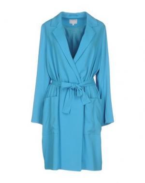 Легкое пальто LALA BERLIN. Цвет: лазурный