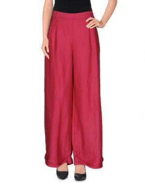 Повседневные брюки ...À_LA_FOIS.... Цвет: пурпурный