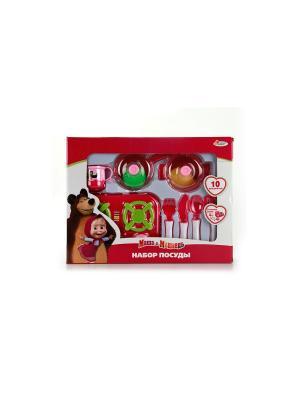 Игровой набор Играем вместе. Цвет: красный, белый, зеленый