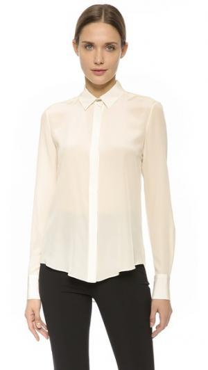Блуза с длинными рукавами Prabal Gurung. Цвет: золотой