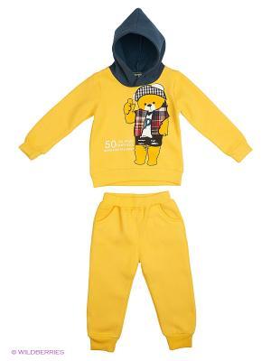 Комплект Sago Kids i Ant Domain. Цвет: желтый, синий