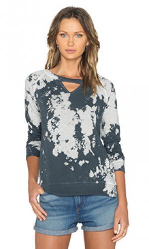 Пуловер tessa une. Цвет: серый